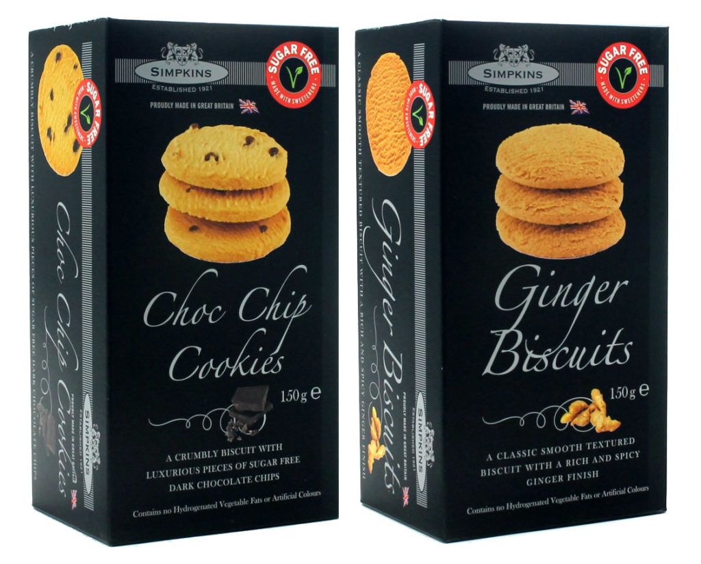 Simpkins Biscuits