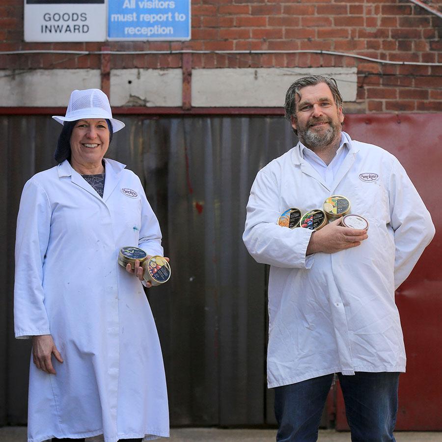 AL Simpkin manufacturing sweets uk